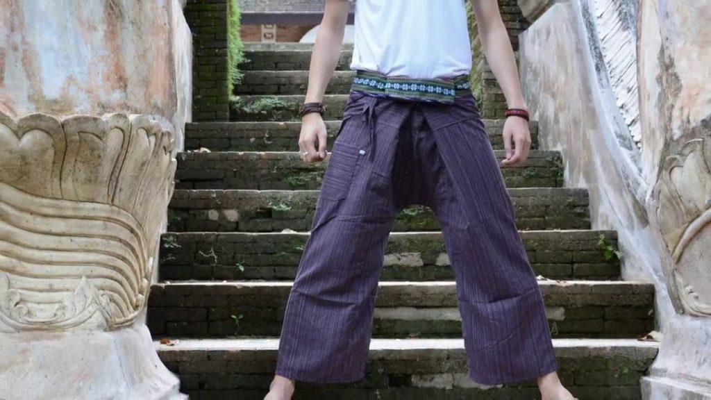 Tone Thai Fisherman Pants Yoga