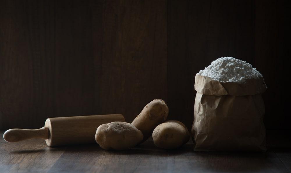potato flour substitutes